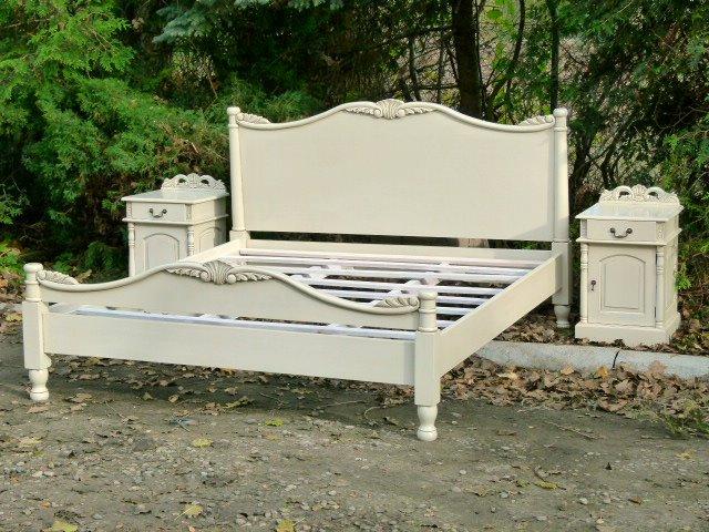Wspaniałe łóżko Stylowe O 160 X 200cm Wwwmebelstylowypl